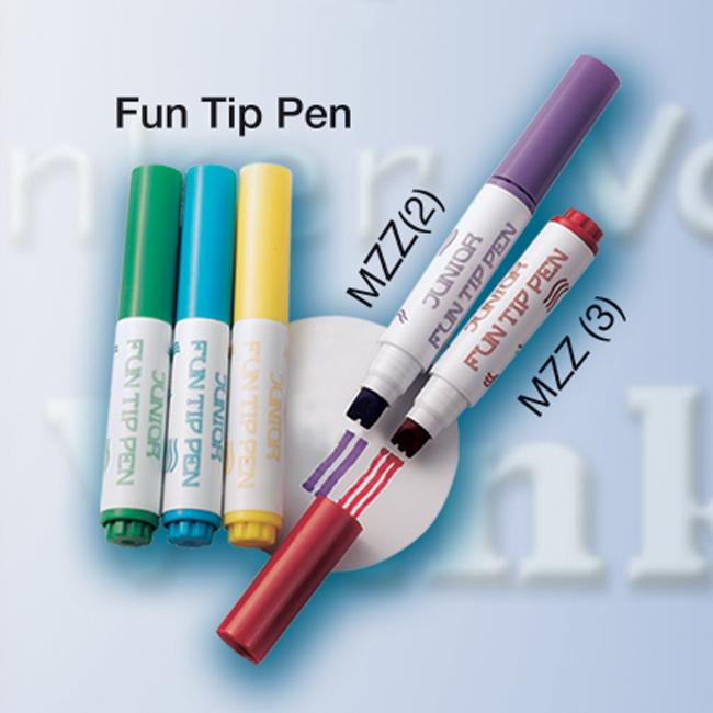 Fun Tip pen