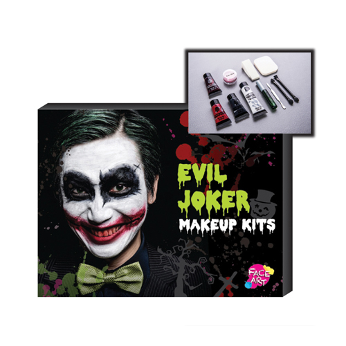 Makeup Kit - Evil Joker
