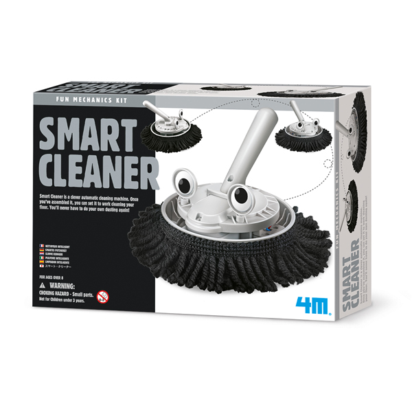 Fun Mechanics Kit ~ Smart Cleaner