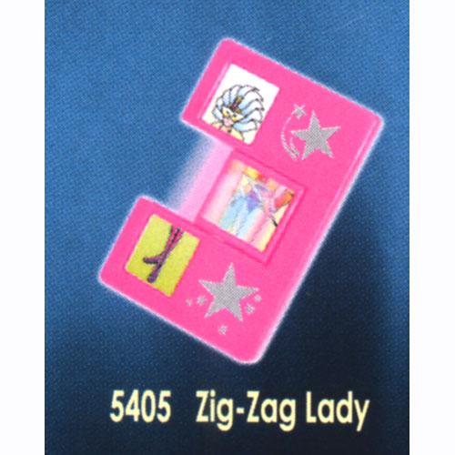 Zig-Zag Lady