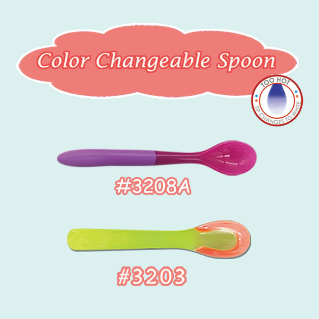 Color Changeable Spoon