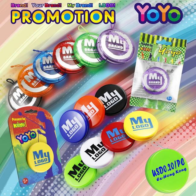 promotion yoyo