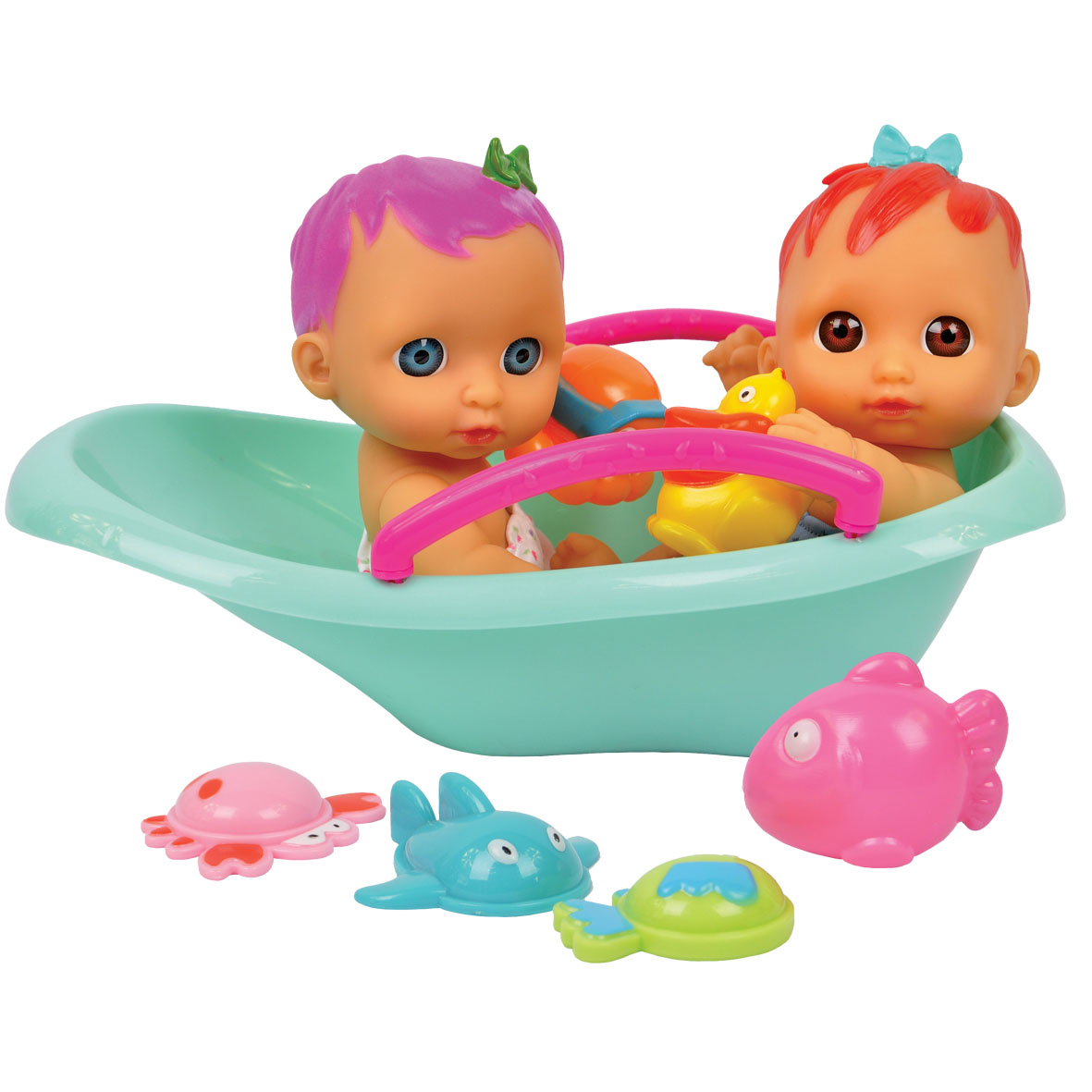 Little Chuckles Bath Fun Baby