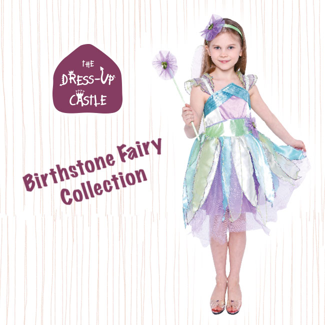 Birthstone Fairy Collection